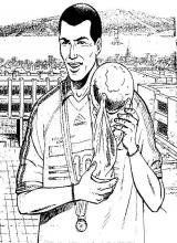 Football zidane