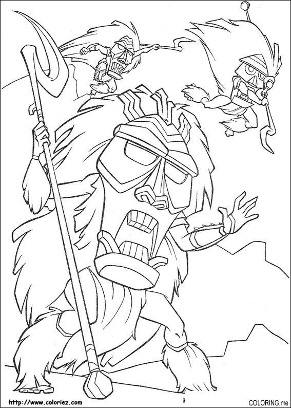 Tiki Coloring Pages Image Search Results