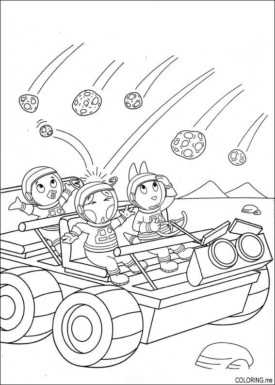 backyardigans coloring pages print nick jr - Backyardigans Coloring Pages Print