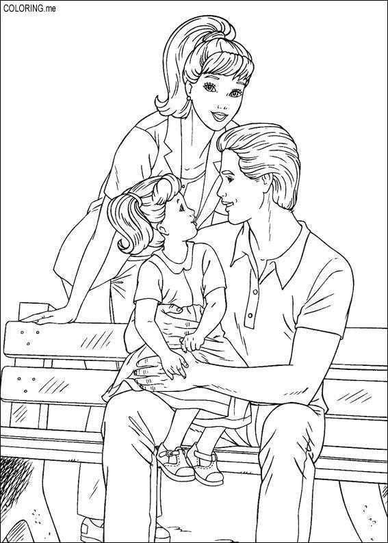 Ken Coloring Pages Coloring Pages