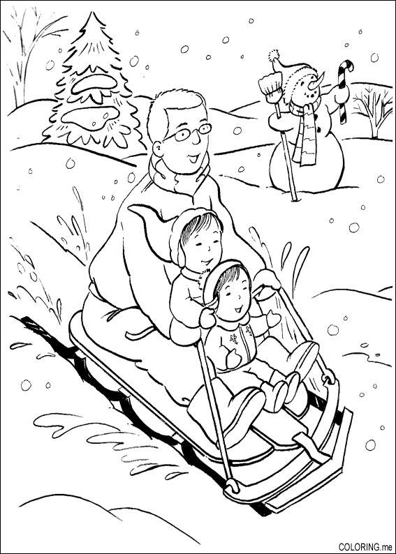 outdoor coloring pages - photo#21