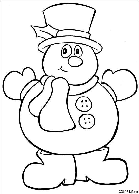 google images christmas coloring pages - photo#3