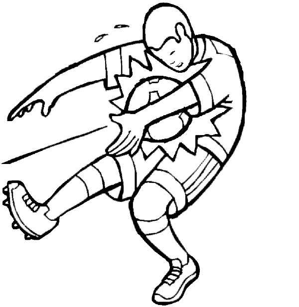goals coloring pages - photo#32
