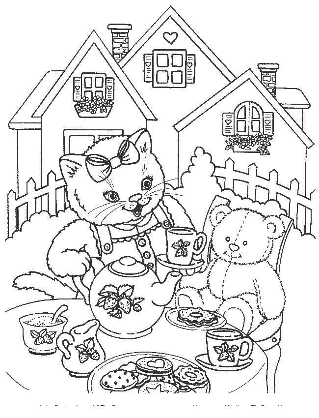 Boston Tea Party Coloring Page At Pages Rallytv Org And | Boston ... | 850x650